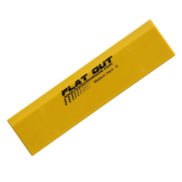 Gomma Yellow Flat Out 8'