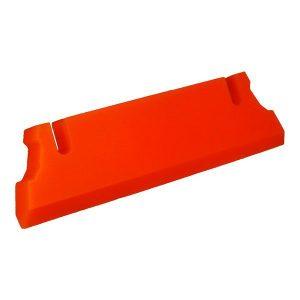 Gomma ricambio per spatola Grip N Glide Orange