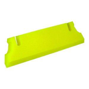 Gomma ricambio per spatola Grip N Glide Yellow