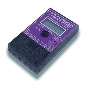 Misuratore UV e temperatura