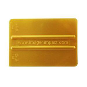 Spatola Bondo Gold Nylon Blend doppio lato