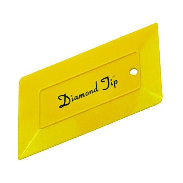 Spatola Diamond Tip Yellow