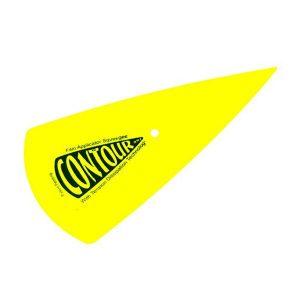 Spatola Yellow contour medium